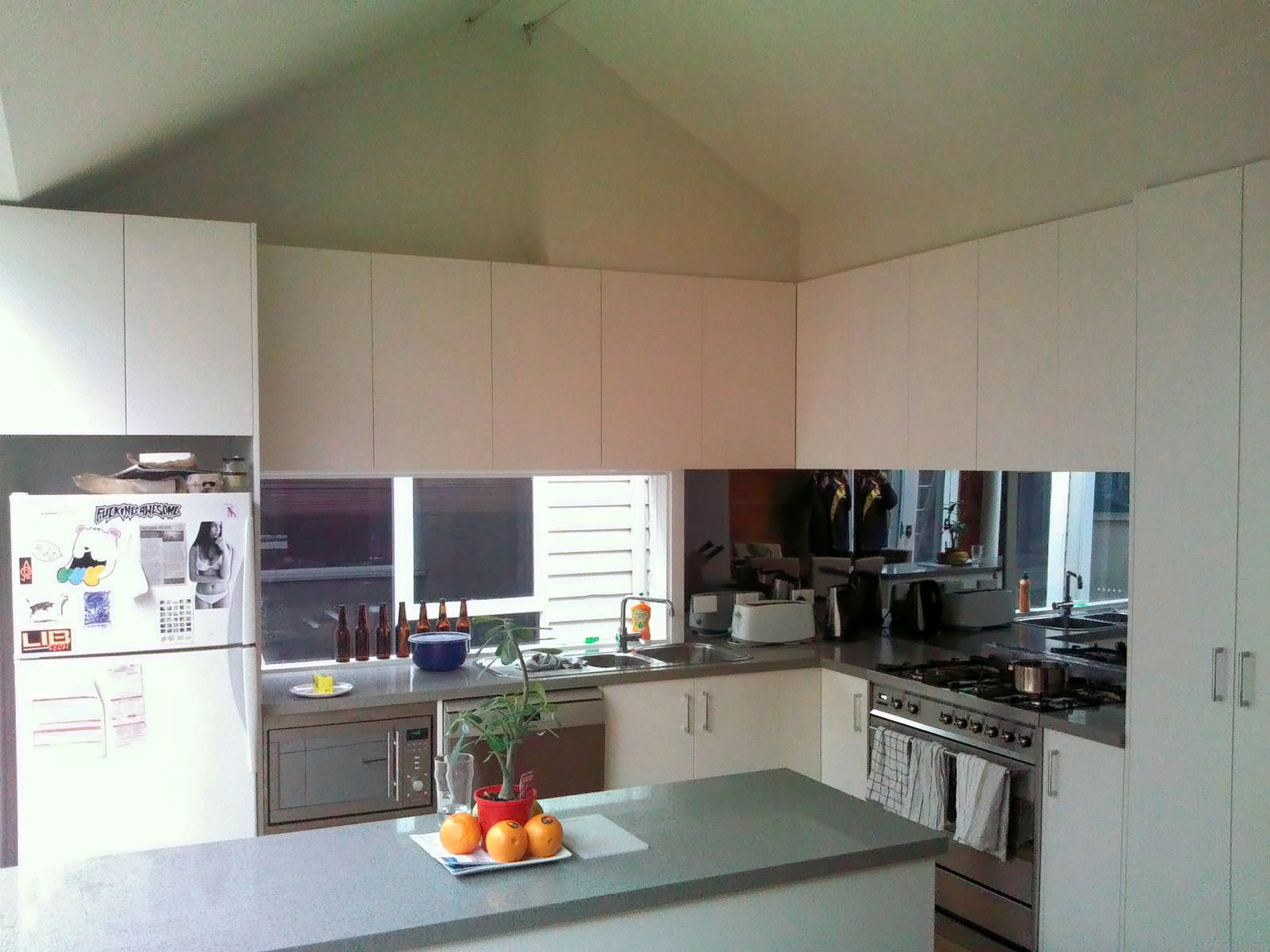 Updated Kitchen-South Yarra Renovation